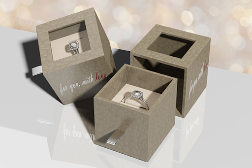 Holiday Package Ideas- Bufkor Pullout Ring Box