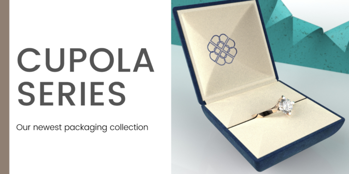 NEW PACKAGING COLLECTION: CUPOLA COLLECTION